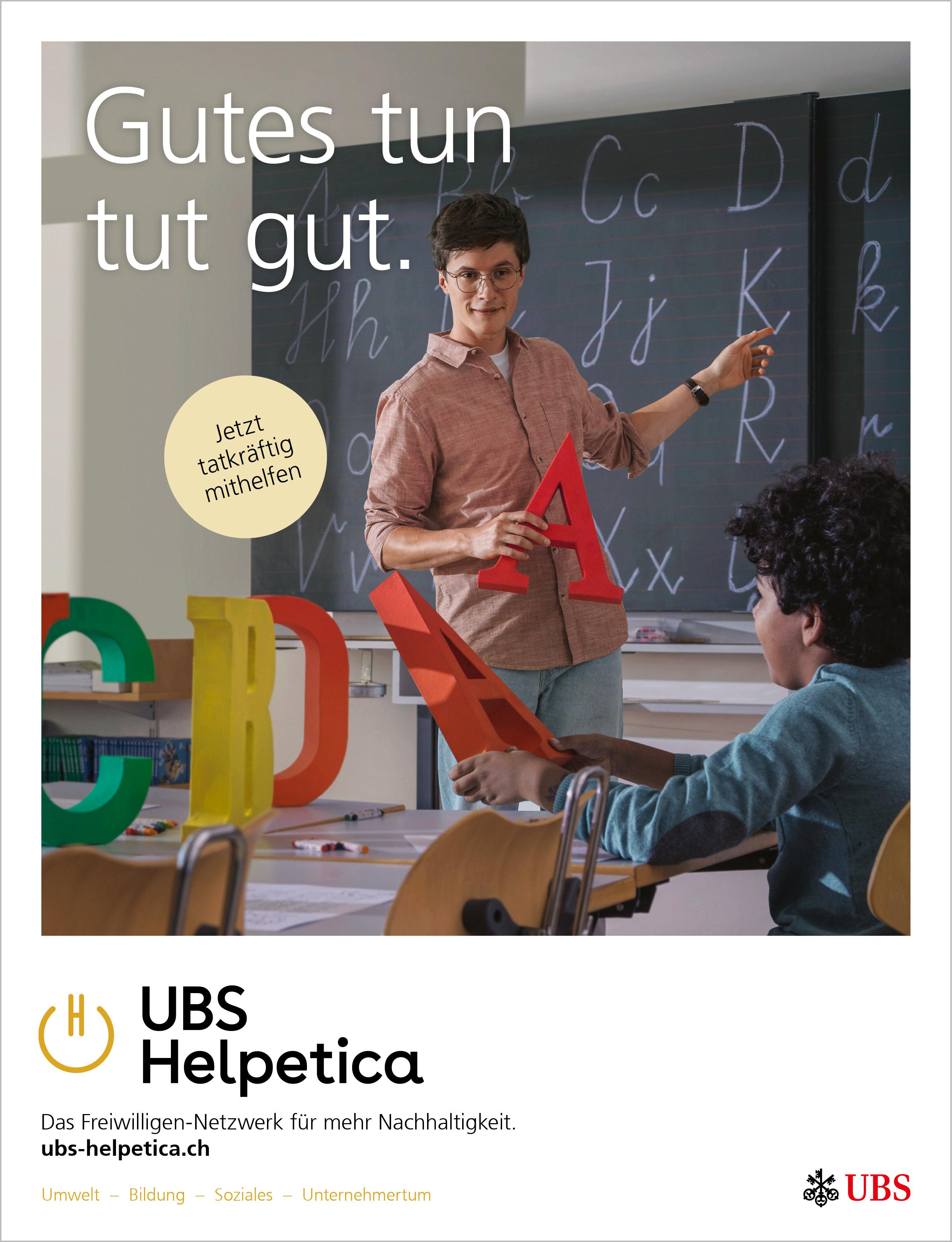 Helpetica_Anzeige_Bildung