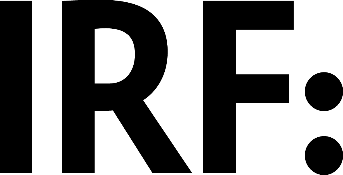 IRF_Logo_black