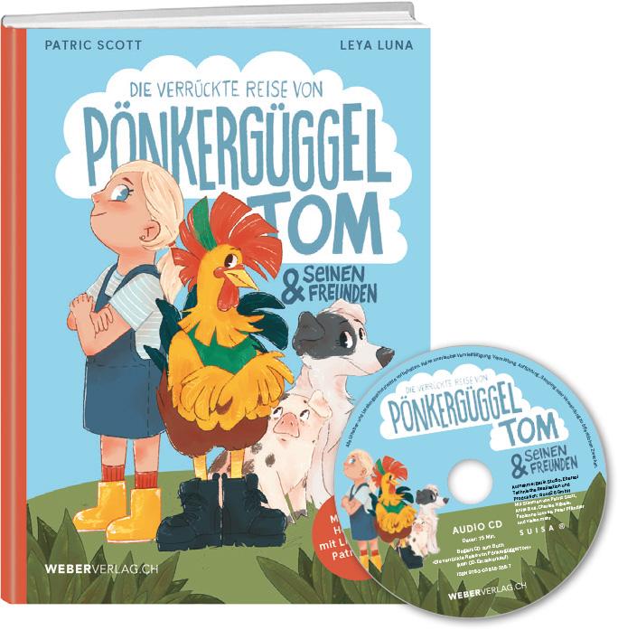 Poenkergueggel_Buch_CD