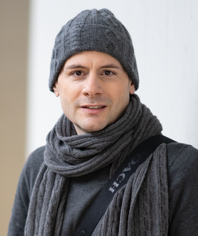 Portraitbild von Christian Ammann