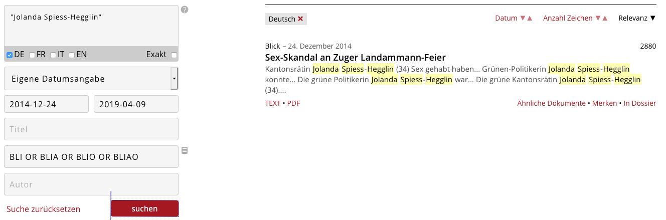 SMD-Suche
