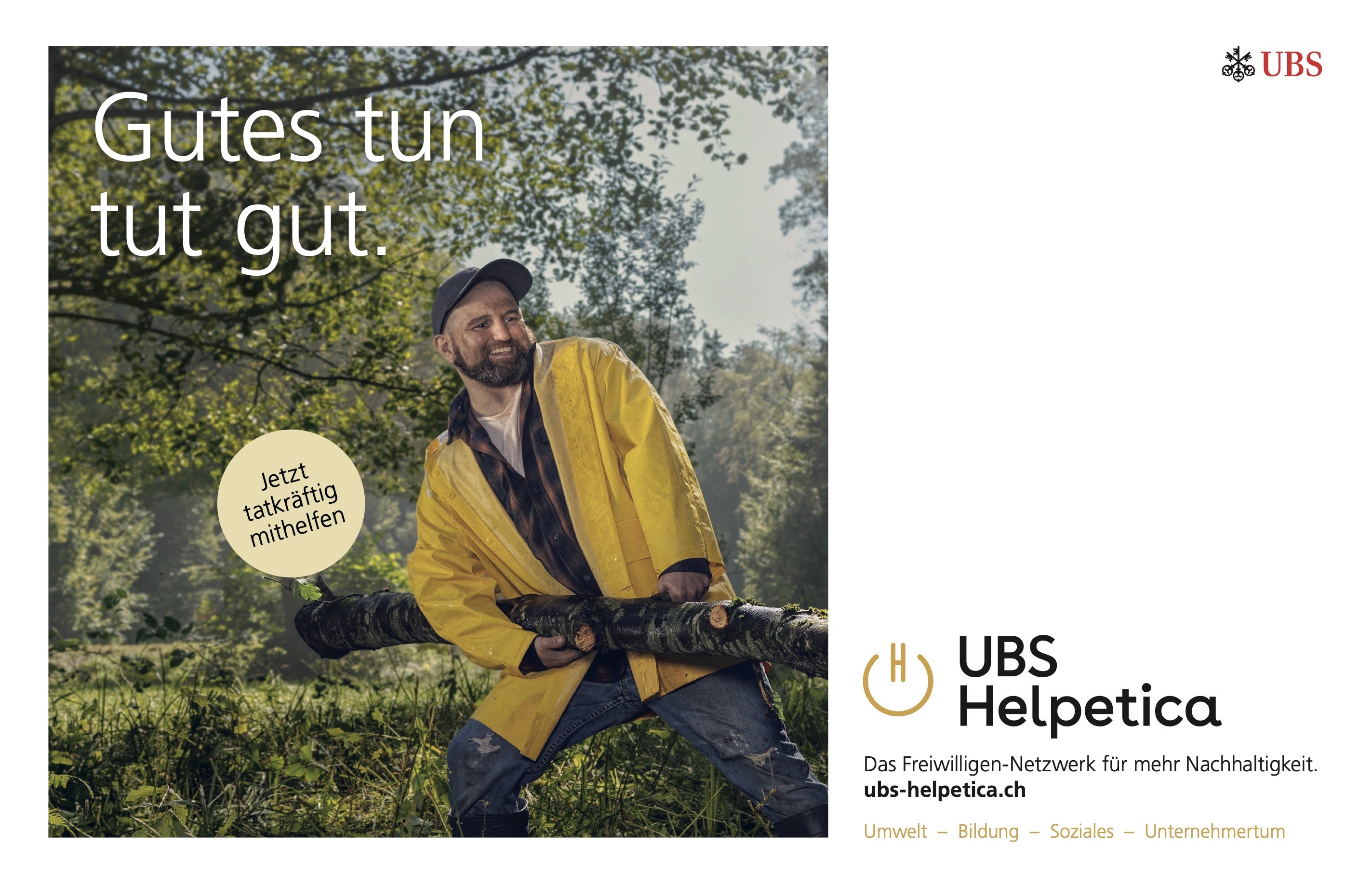 UBS Helpetica_Print Inserat Beispiel_1