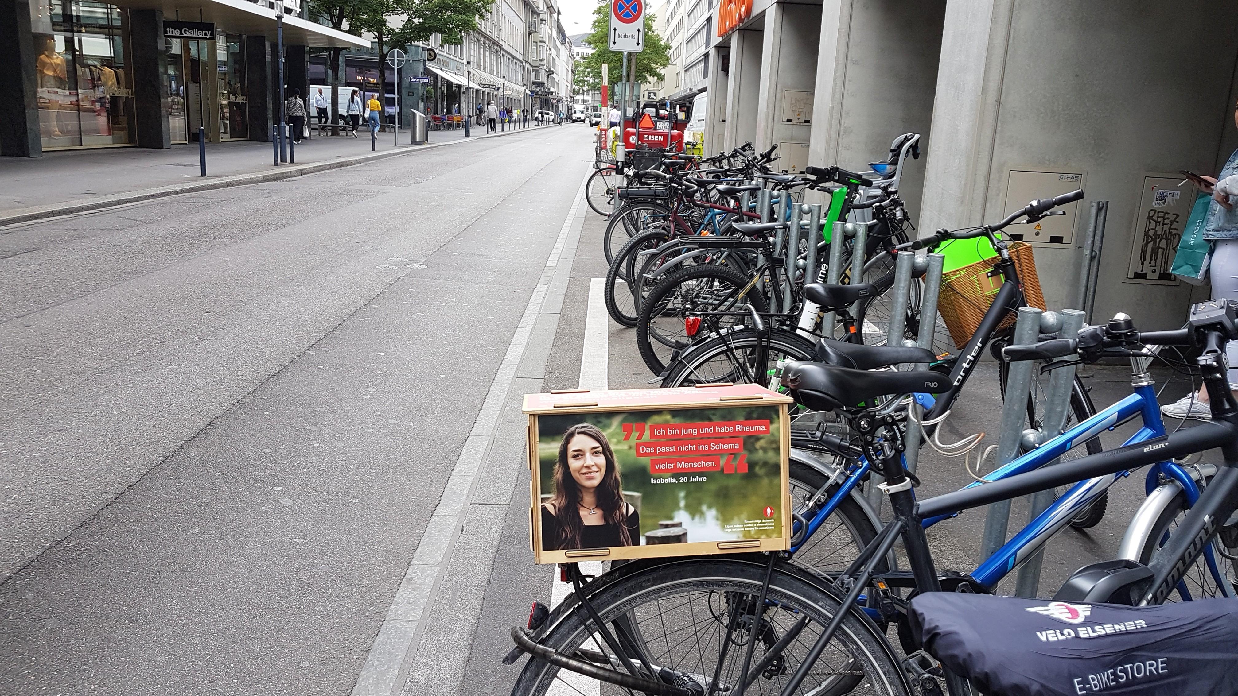 Werbeflächen in Zürich[1]