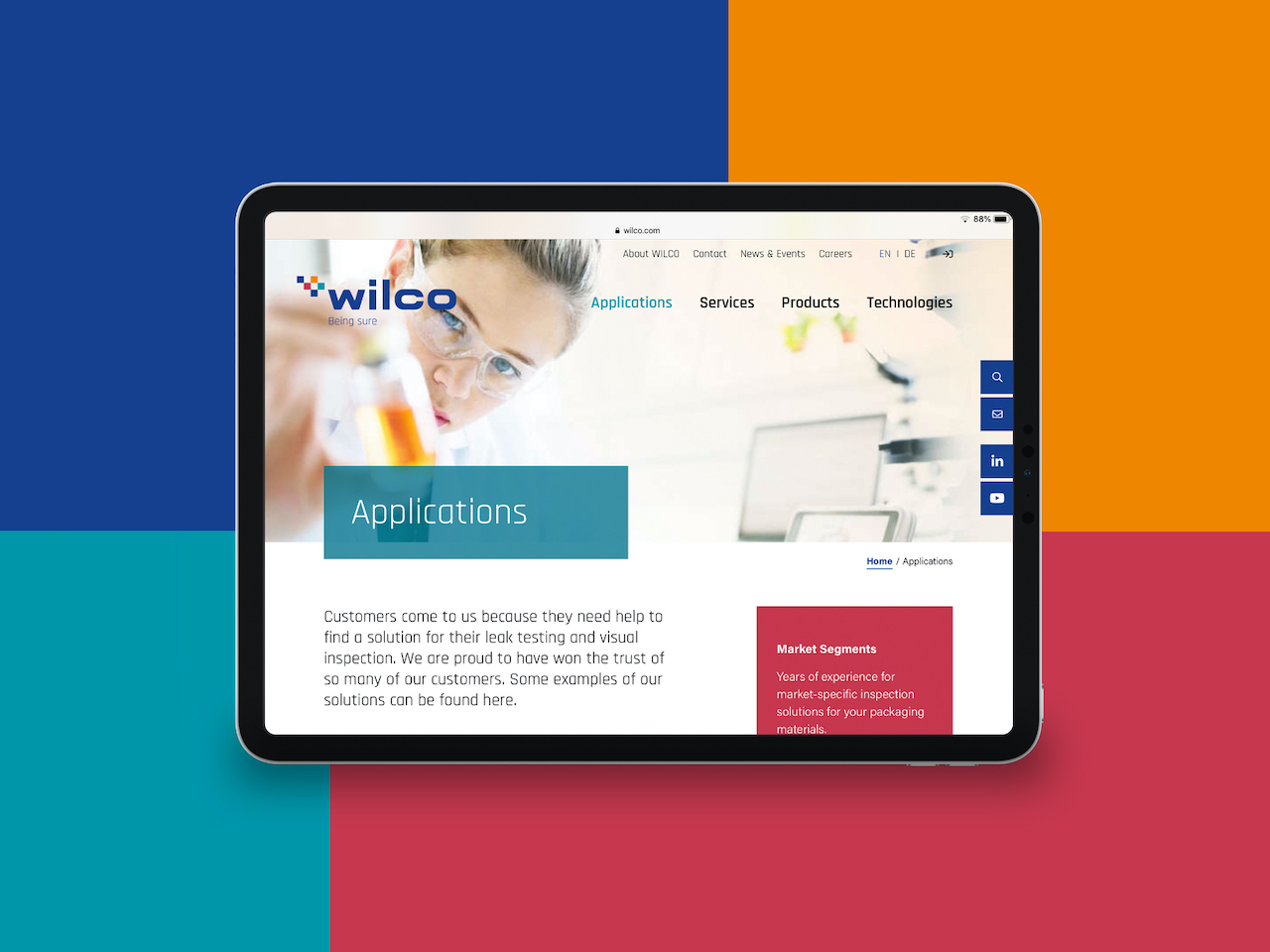 evoq_WILCO_Website_Applications_Tablet