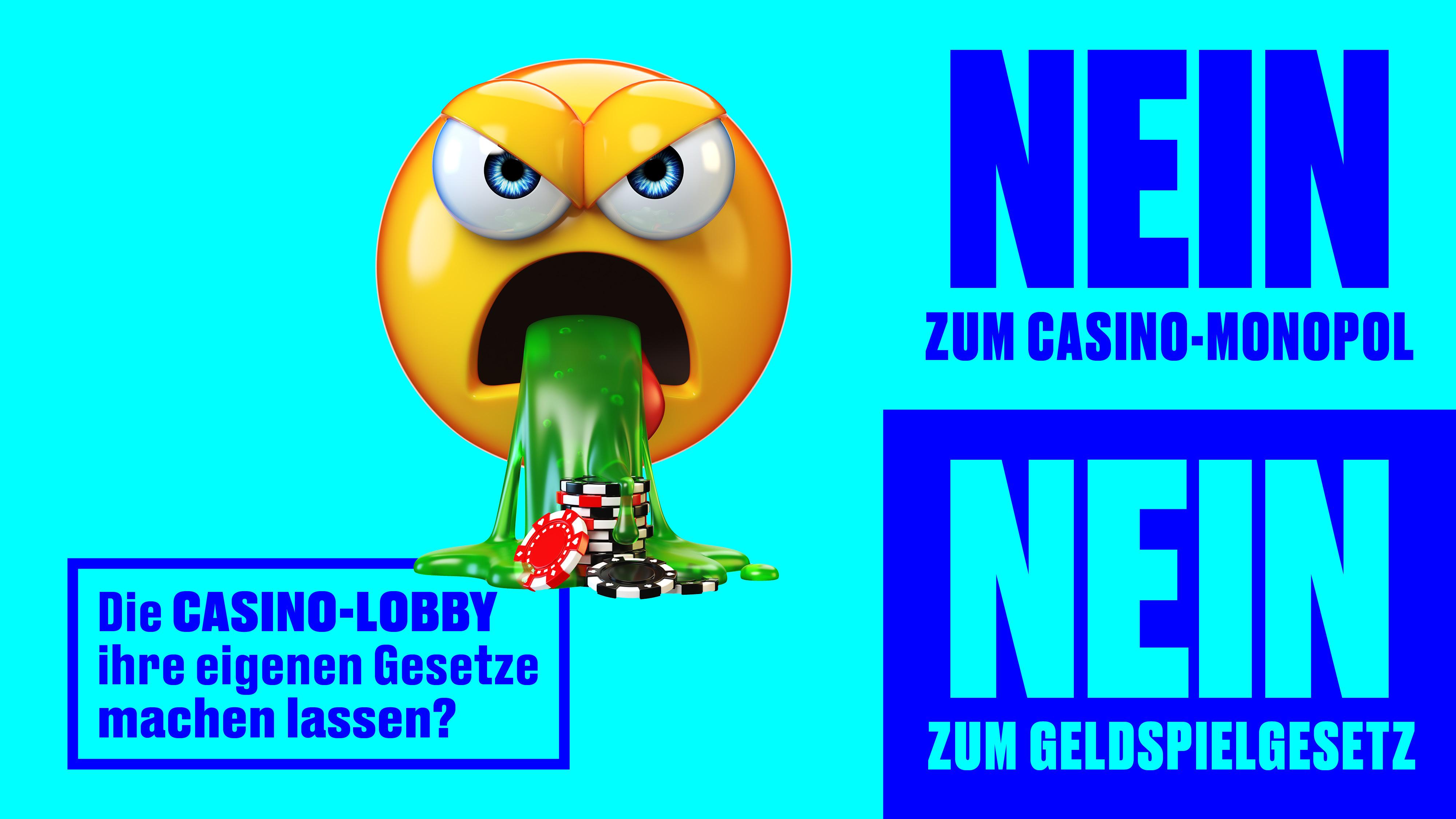 Geldspielgesetz Schweiz