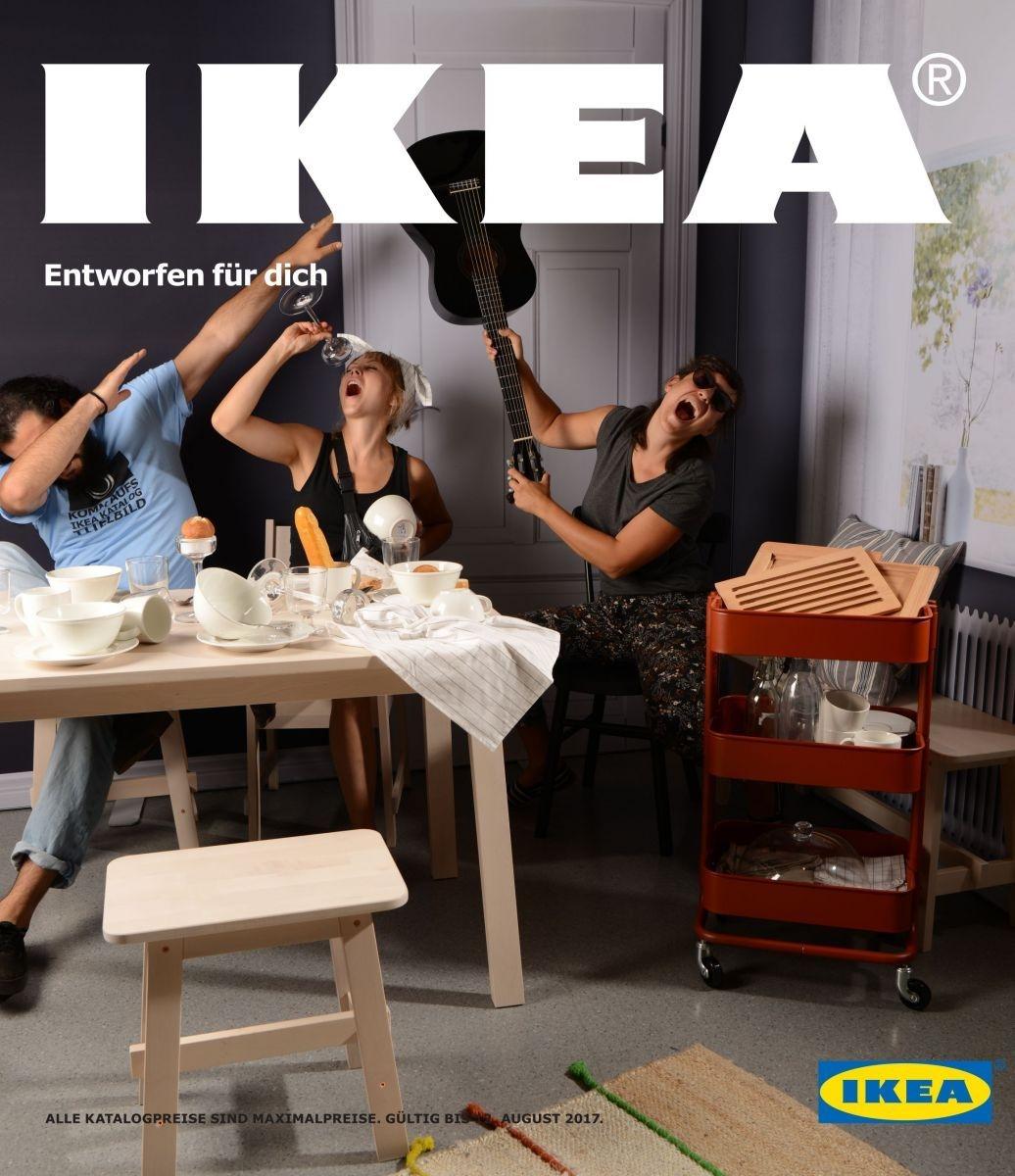 jeff jeder wird zum titelstar des ikea katalogs marketing. Black Bedroom Furniture Sets. Home Design Ideas