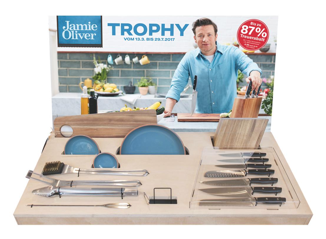 Valencia Kommunikation: Küchengeräte von Jamie Oliver winken ...