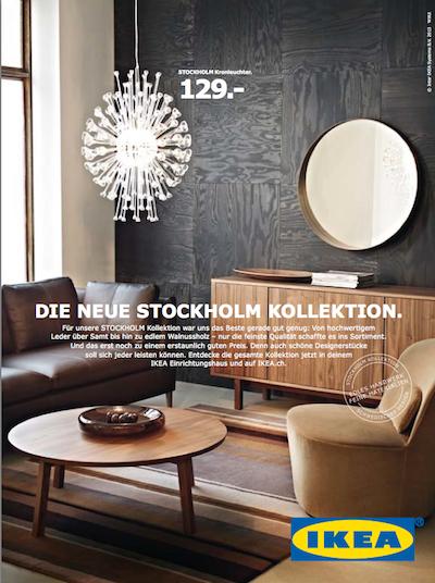wirz neue plakate f r ikea kreiert werbung. Black Bedroom Furniture Sets. Home Design Ideas