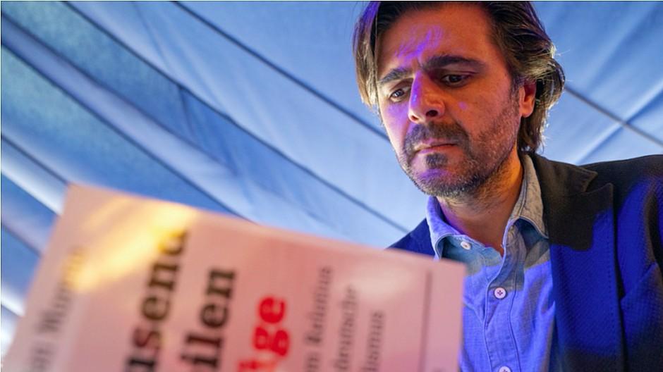 Fall Relotius: Juan Moreno über sein Buch und Claas Relotius
