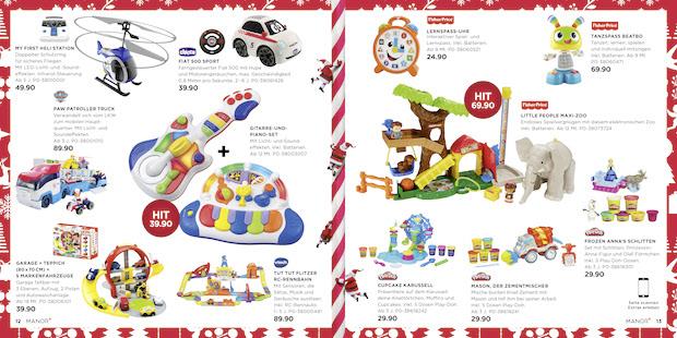 Scotti Gigantische Weihnachten Mit Manor Werbung