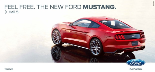 Ogilvy Amp Mather Der Ford Mustang Ist Zur 252 Ck In Der