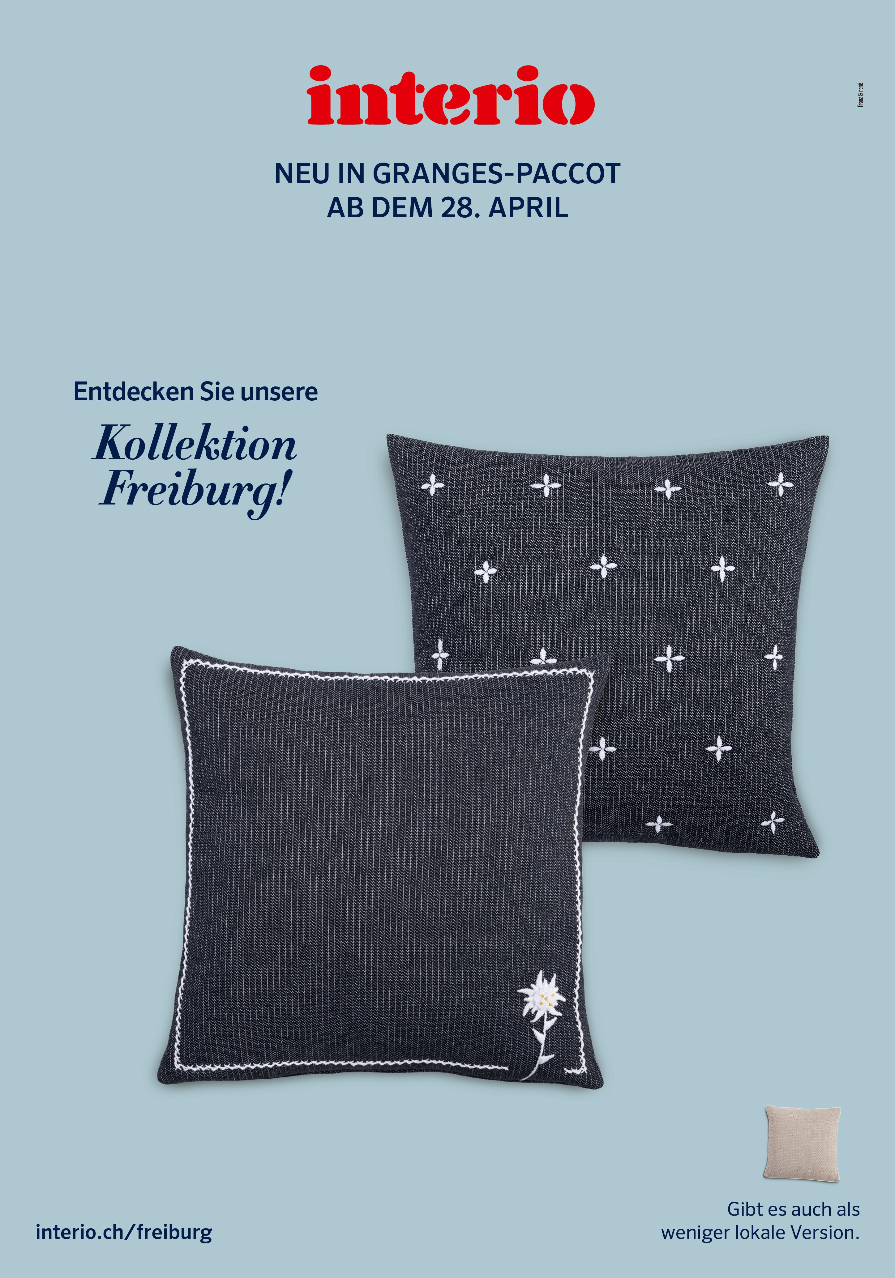 Franz René Traditionelle Freiburger Werte Für Interio Werbung