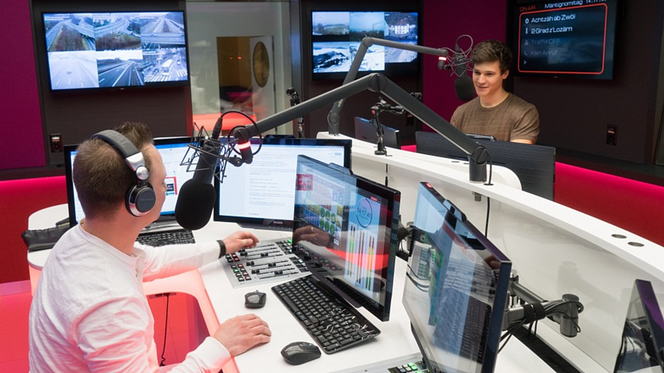 Mediapulse: Radio Pilatus überholt Energy Zürich