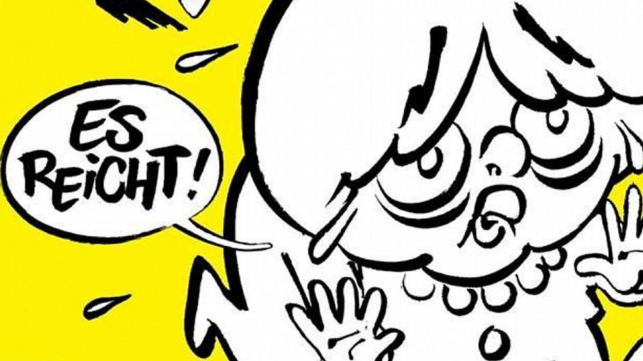 Charlie Hebdo Deutsche Ausgabe