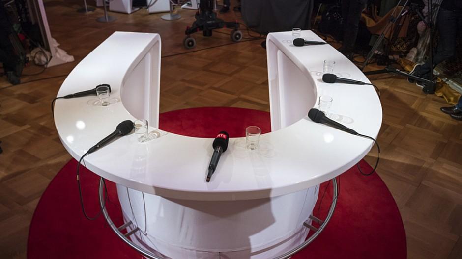 Bundesratswahlen: Studioverbot für SRG in der Wandelhalle