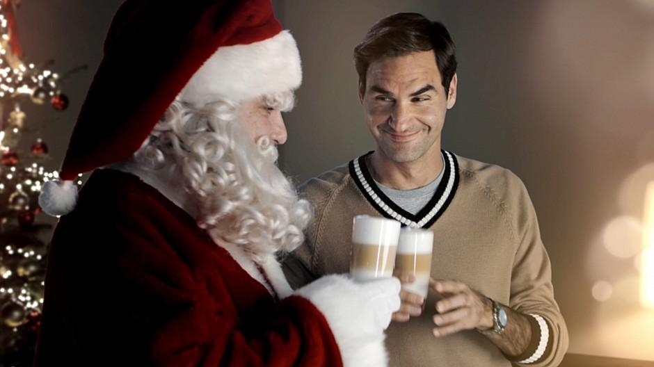 weihnachtswerbung 2019 wenn dem weihnachtsmann der kaffee. Black Bedroom Furniture Sets. Home Design Ideas