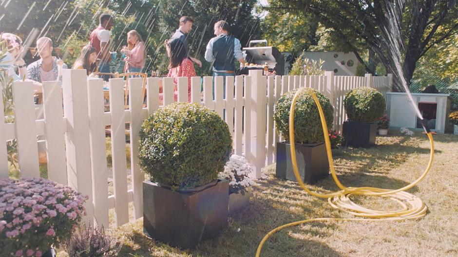 Jung von Matt/Limmat: Wenn der Gartenschlauch auf den Sprachassistenten hört